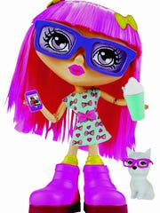 """Spin Master has just launched """"Gabby,"""" its first interactive doll for girls age 5 and up."""