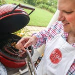 Andy Chapman and wife Marianne Chapman founded Eat Y'all Southern Food Products in Ocean Springs. The Gourmet Guru Grill is the latest addition to a line of products that includes Sugar Taylor Sauce and June Bugg Rub.
