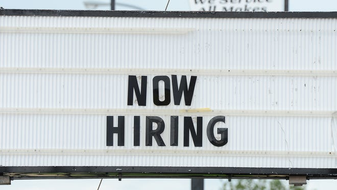 South Dakota had the nation's lowest unemployment rate in May.