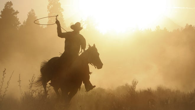 We still consider the cowboy a quintessentially American symbol.