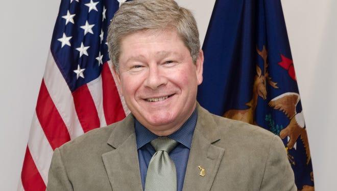 Richard Baird is an adviser to Gov. Rick Snyder
