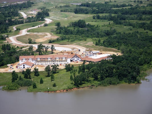 RESORT PREPARES TO OPEN DOORS - HONEY CREEK RESORT - RATHBUN LAKE