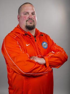 Beau Chene soccer coach Chad Vidrine has the Gators in position to make another deep postseason run.