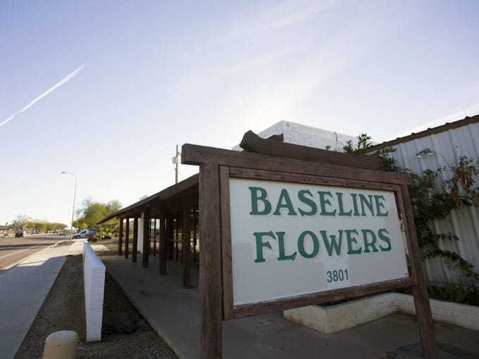 Baseline Flower Growers in Phoenix.