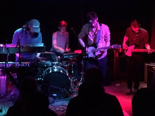 Beecher's Fault, an Astoria, N.Y. folk rock and synth