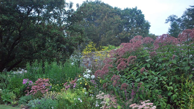 On Saturday, Sept. 9, visit five private gardens in Far Hills, Pottersville and Randolph, open to the public through the Garden Conservancy's Open Days Program, from 10 a.m. to 4 p.m. at most locations.