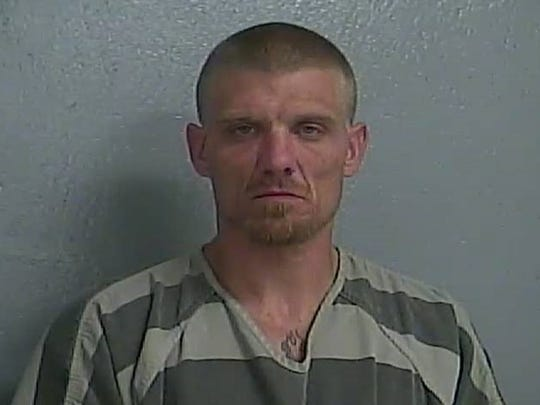 Michael Brummer, 33, was arrested Tuesday after a 4-month-old female in his care was found unresponsive.