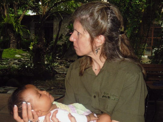 Baby Irish blossomed in the hands of FMSC volunteers.  The group is a Christian 501(c)(3) non-profit organization.
