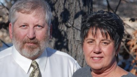 Teri Lindzy, seen here with her husband Randy, is on the wait list for a kidney donation.