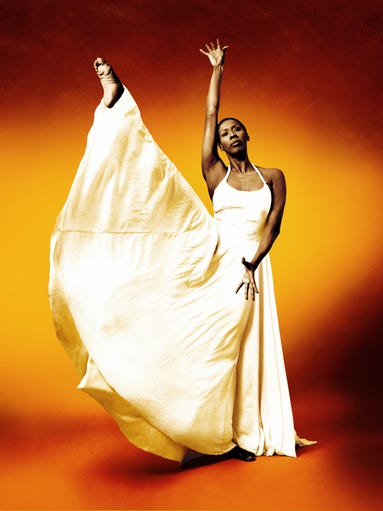 Judith Jamison dances her iconic role in 'Cry' in this