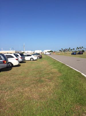 A suspicious truck raised security concerns minutes after a successful ULA rocket launch at Cape Canaveral Air Force Station.