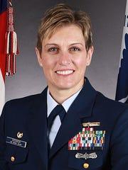 Captain Amy (Baribeau) Cocanour
