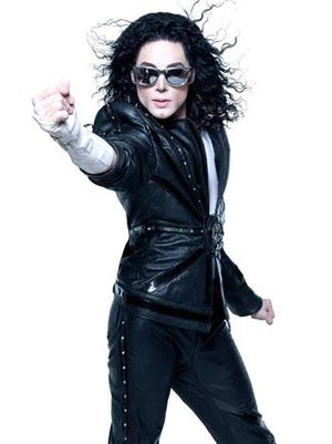 Michael Knight, a Michael Jackson tribute artist, returns to the valley to perform a show in Keizer on Saturday, Sept. 19.