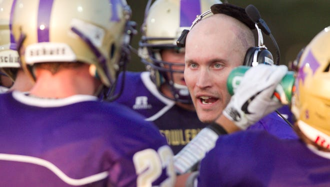 Fowlerville football coach Jon Fletcher will return to his alma mater Friday night to coach the Gladiators at Haslett.