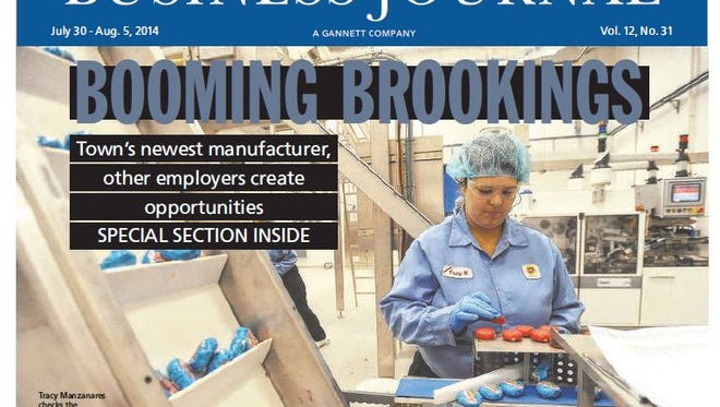 The July 30 cover of the Sioux Falls Business Journal