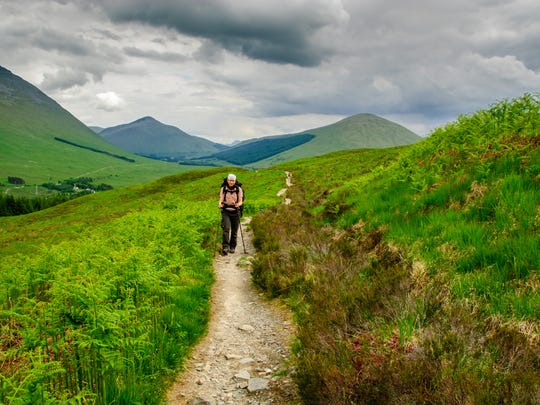 On the West Highlands Way