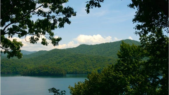 Friends of the Smokies will host an overnight fund-raiser at Fontana Lake in the Great Smoky Mountains National Park.