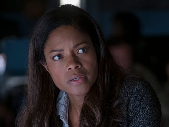 Dr. Kate Caldwell (Naomie Harris) may hold the key