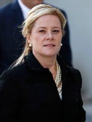 Bridget Kelly arrives March 29, 2017, for sentencing
