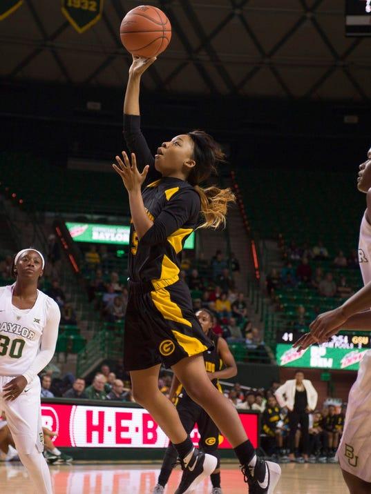 NCAA Womens Basketball: Grambling State at Baylor