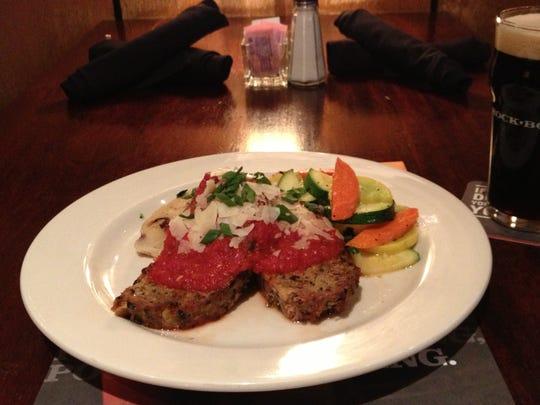 Rock Bottom - Turkey Meatloaf