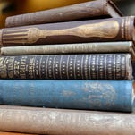 MSU Press is leveraging the university's huge collection of old cookbooks to put together a book series on food in American history. The first volume, on food in the Civil War era in the north, came out in May. MSU professor Helen Veit was the editor of the book. Photo taken 9/15/2014 by Greg DeRuiter/Lansing State Journal