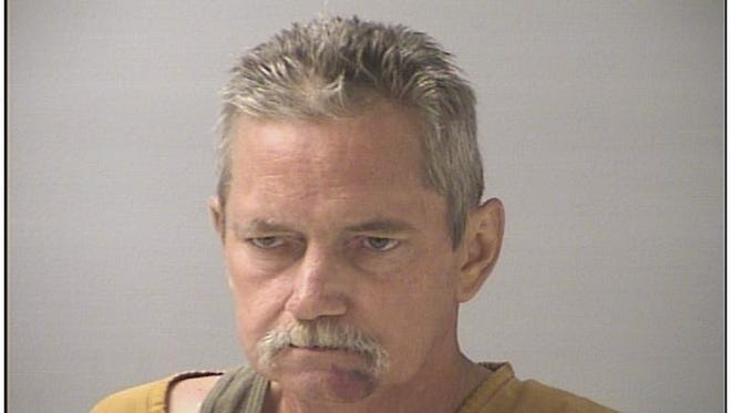 Alfred Rutherford was indicted in the death of his daughter and a man at his home.