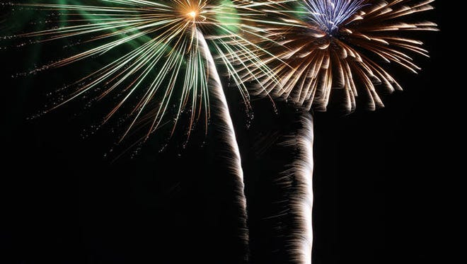 La Vergne will celebrate July 4th with fireworks at Veterans Memorial Park.