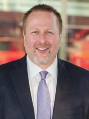 Allen Gibson, a wealth adviser with Gibson Private