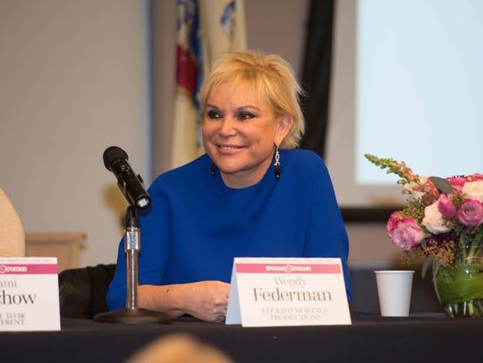 Wendy Federman (Tony award winning producer of Broadway