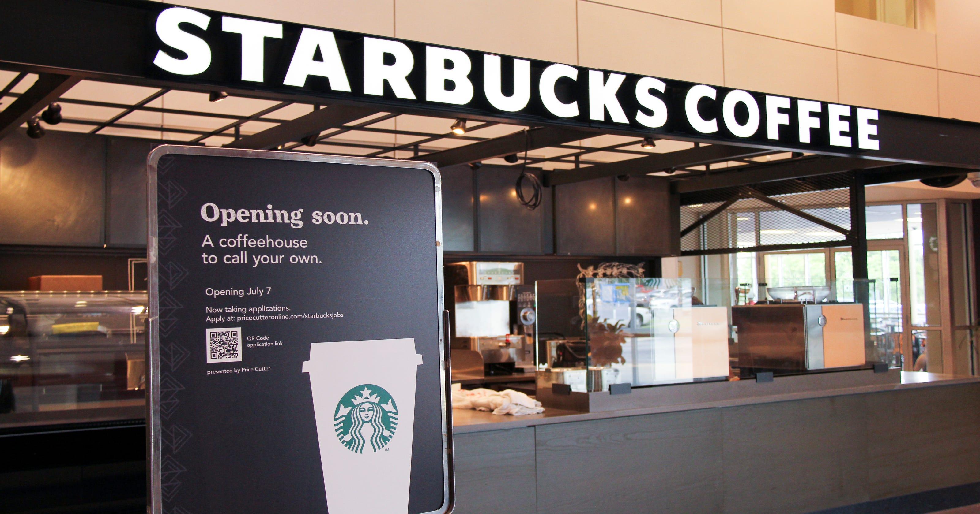 Starbucks kiosk coming to OTC's Springfield campus