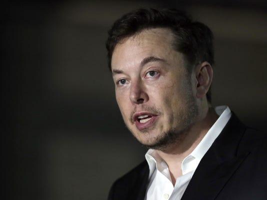 Elon Musk Social Media