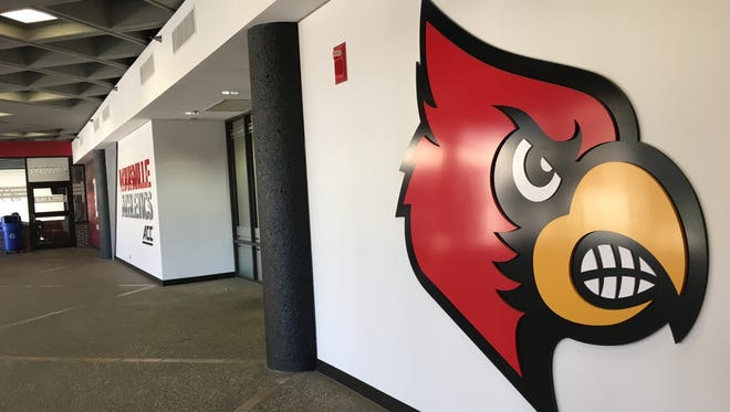 University of Louisville athletics office