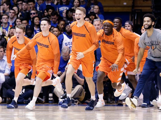 2019 Ncaa Tournament 5 Things To Know About Syracuse Orange