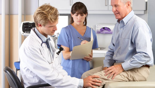 If you have troublesome leg pain, make a note of it and discuss it with your physician on your next visit.