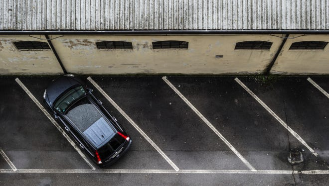 This week's question: How do you think Phoenix can learn from the lead of cities that have reduced or eliminated minimum parking requirements for buildings?