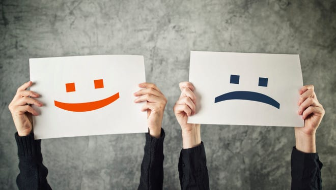 A positive, pro-active internal dialogue can turn your bad moods around.
