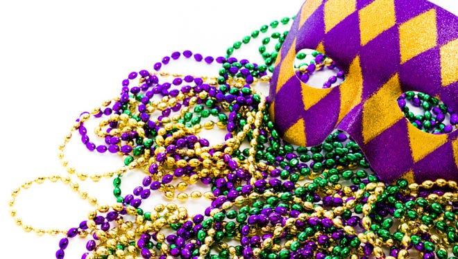 The Mardi Gras Ball is set for Saturday, Feb. 10, at Franklin's Embassy Suites to benefit My Friend's House Family & Children's Services.