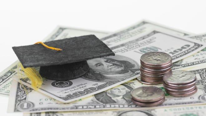 Education spending.