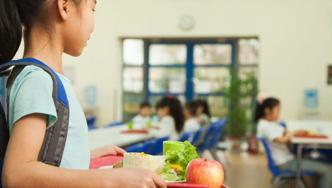 To create balanced meals, parents should try to include a protein, dairy, carbohydrates, fruits and vegetables.