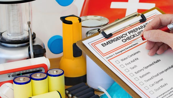 Preparing for an emergency in advance can alleviate stress should a disaster occur.