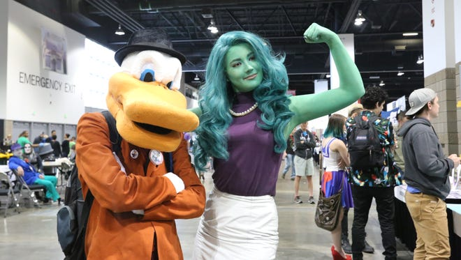 Sunday at Denver Comic Con