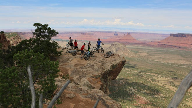 A KickAss Road Trip | No, really. That's the name of the company, or KART if you prefer acronyms. In the grand-prize of Father's Day gifts, dad can design his own adventure, whether it be mountain biking, hiking, paddling, a bluegrass festival or some combination in destinations such as Durango or Telluride, Colo.; Moab, Utah; and Lake Powell. You decide what to do, and when and where to do it. KART will arrange the lodging, transportation, meals, activities and non-alcoholic beverages. | Details: $200 a day. kickassroadtrips.com.