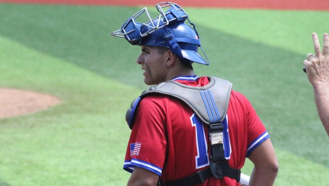 Louisiana Tech catch Brent Diaz weighed in on the Bulldogs' NCAA Tournament chances after sweeping Rice on Saturday.