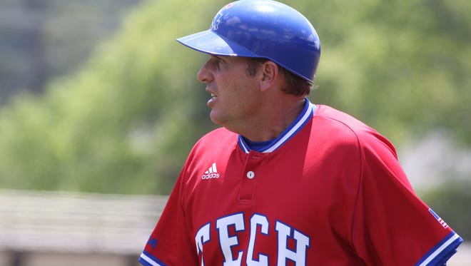 Louisiana Tech baseball coach Greg Goff brought in 18 junior college players this year to help improve the program.