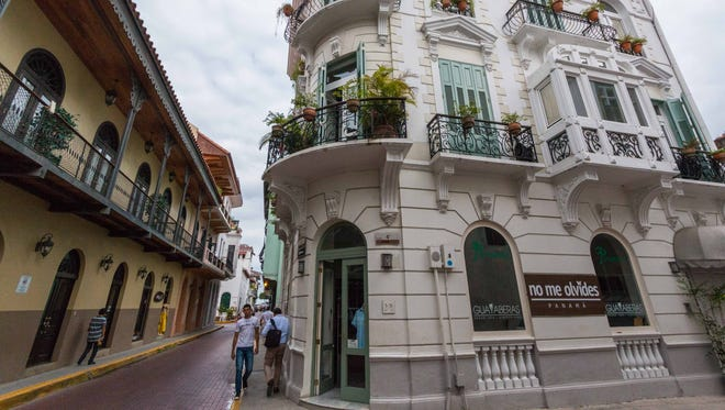 The revival of Panama City is underway, especially in the historic Casco Viejo district.