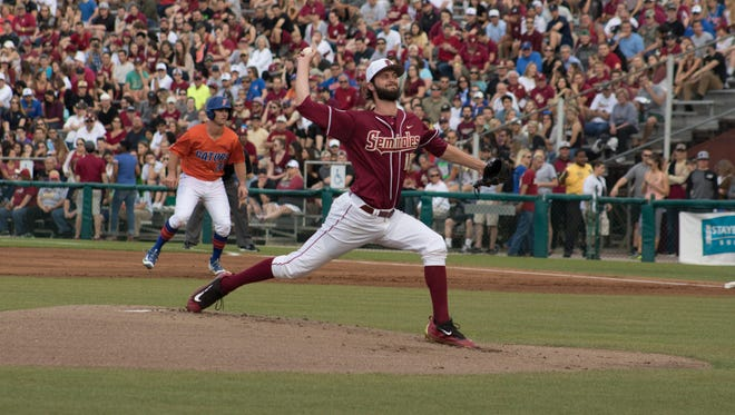 Ed Voyles and the Seminoles will look to knock off the Gators in the Super Regional.