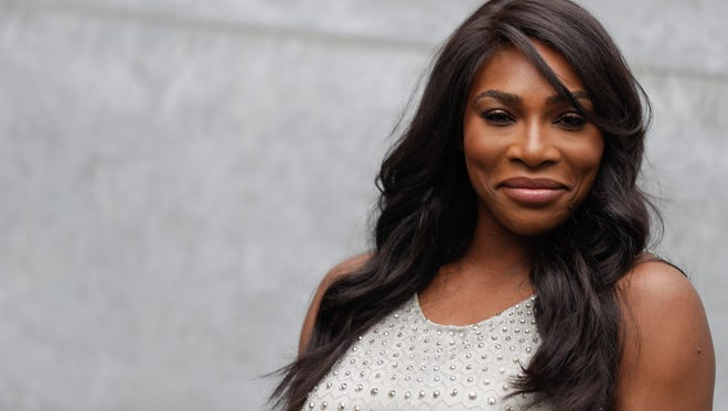 """Serena Williams penned an open letter for  in which she calls on women to """"continue to dream big."""""""