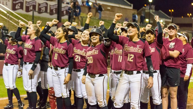 With overwhelming talent and veteran leadership, the Florida State softball team is marching towards its best season in program history.