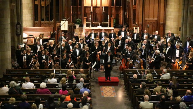 The Plainfield Symphony Orchestra will perform three Maurice Ravel works at 7 p.m. Saturday at Crescent Avenue Presbyterian Church.